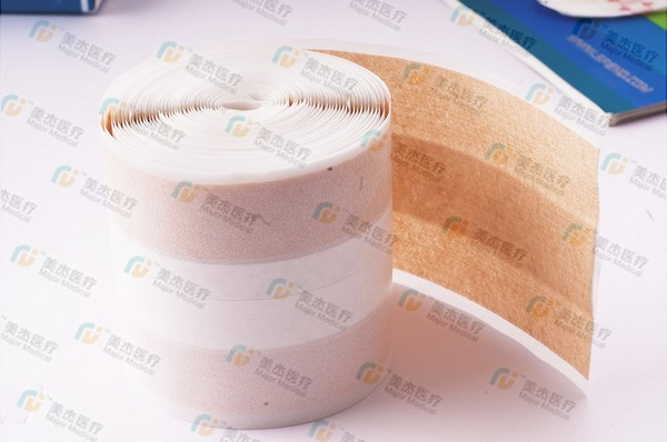 Cotton Adhesive Wound  Dressing
